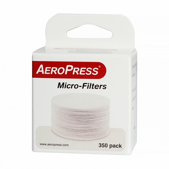 Filters for Aeropress